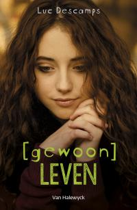 Cover 'Gewoon leven' (Luc Descamps)