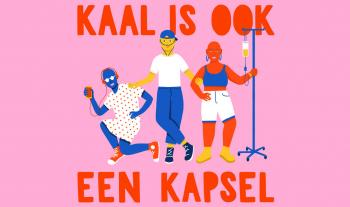 podcast kaal is ook een kapsel